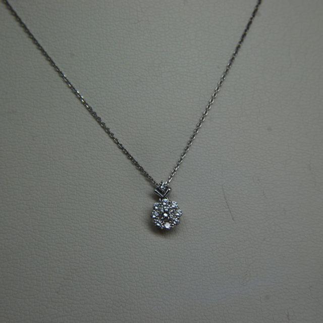 ロイヤルアッシャー ダイヤモンド ダイヤモンド ネックレス